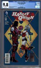 Harley Quinn #28 Amanda Conner Deadshot 1st Print DC Comics CGC 9.8