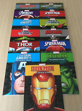 Box Set - MARVEL COLOSSAL COLLECTION - 13 HC Books - Spider Man, Ant, Thor, Hulk