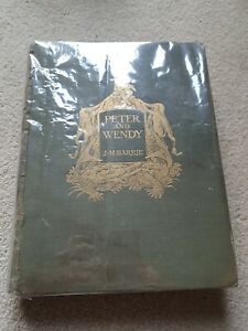 Vintage Peter And Wendy By J M Barrie Excellent Condition
