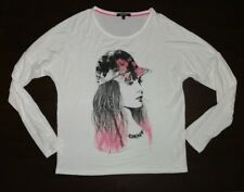 DKNY Mädchen Pullover, Creme, Gr. 14(164) Top Zustand
