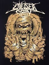 Chelsea Grin Black Small T-shirt Punk Rock Deathcore Gothic Utah