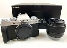 New listing FujiFilm X-T200 Mirrorless Dslr Camera w/ Xc15-45 f/3.5-5.6 Ois Lens -Tt0558