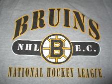Vintage Gold Label RAY BOURQUE  No 77 BOSTON BRUINS NHL E.C. (LG) T-Shirt Jersey