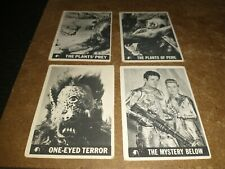 New listing 1966 Topps Lost In Space ! 4 Card Lot!