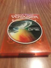 Star Trek: Voyager - The Complete First Season (DVD, 2004, 5-Disc Set)
