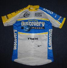 Nike TREK - DISCOVERY CHANNEL Bike Jersey, Men's M