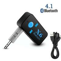 2 in 1 Bluetooth 5.0 Audio Receiver Transmitter USB 3.5mm Jack For TV PC Car Kit