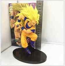 Banpresto Dragon Ball Z Super Saiyan 3 Son Goku Qigong Ver. PVC Figure