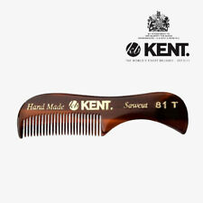 Kent Moustache & Beard Comb - Fine Toothed (A81T)