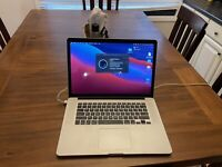 Apple MacBook Pro A1398 15.4 inch Laptop - MJLQ2LL/A (May, 2015)