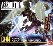 Bandai Gundam Assault Kingdom EX04 NZ-666 Kshatriya Repaired figure