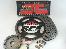 2008-12 Kawasaki EX250R Ninja JT X-Ring Chain and Sprocket Kit  14/45t