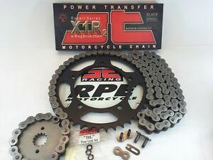 2008-12 Kawasaki EX250R Ninja JT X-Ring Chain and Sprocket Kit  14/45t