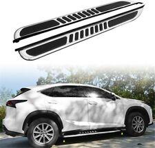Fit for Lexus NX NX200 NX300h 2015-2020 Running Board Side Steps Nerf Bar