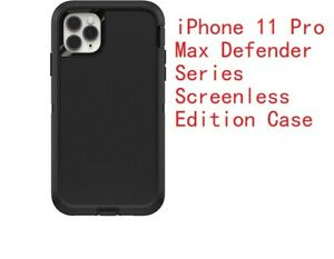 Otter Defender Series Rugged shockproof Black case for Iphone 11 Pro Max new box