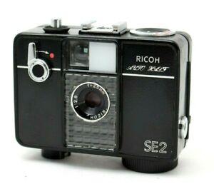 Ricoh Auto Half SE2 w/1:2.8 Lens *Working* #E016c