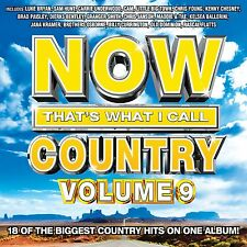 NOW THAT'S WHAT I CALL COUNTRY : Volume 9   (CD) sealed