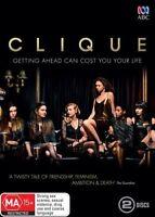 Clique DVD NEW Region 4 2-disc