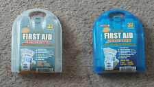 All in One First Aid Emergency Kit 37 Pieces Great for Cars/Home/Office/Travel