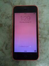 Apple iPhone 5c - 8GB - Pink (Sprint) Smartphone (56835-1 AO)