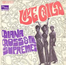 """DIANA ROSS & THE SUPREMES – Love Child (1968 MOTOWN SINGLE 7"""" HOLLAND)"""