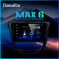 1 Din Autoradio Android per Nissan Qashqai X-Trail 2014 a 2017 Stereo Navi DSP