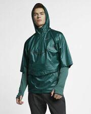 Nike Men's Run Division Sphere 2-in-1 Hybrid Transform Running Top Jacket 2XL