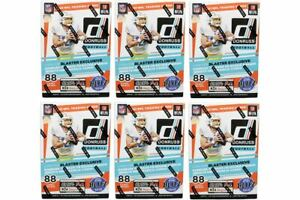 DALLAS COWBOYS - 2021 PANINI NFL DONRUSS FOOTBALL - 6 BLASTER BOX BREAK #4