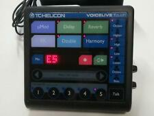 TC HELICON VOICELIVE Touch VoiceLive w/ BEHRINGER ULTRAVOICE XM8500 Used