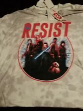 Star Wars resist  XXL size graphic t-shirt new with tag