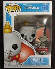 Disney Pop! - Dumbo Diamond Glitter n°50 exclusive - Funko