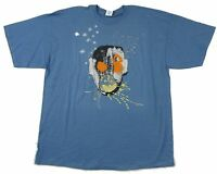 Cure 4:09 Dream Slate Blue T Shirt New Official Band Merch
