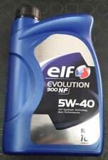 5 litri (1 LT x 5) Olio Motore ELF Evolution 900 NF - 5W-40