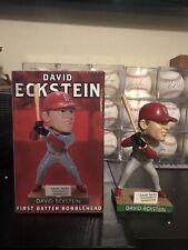 David Eckstein St. Louis Springfield Cardinals Bobble Head Sga First Batter