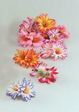 Hula Hula flower hairclip Hawaiian Fancy Dress