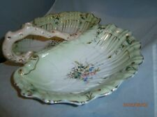 C.T. Germany Large Handle Lobster Tray Early 1900's