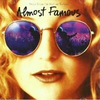 OST/THE WHO/LED ZEPPELIN/ELTON JOHN/+-ALMOST FAMOUS;CD 17 TRACKS SOUNDTRACK NEU