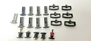 Metal / Cast Iron G scale Various Centre Buffer Couplings - Accucraft or Similar