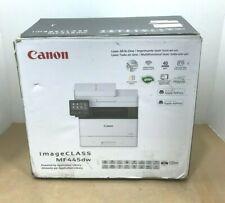 Canon imageCLASS MF445dw Monochrome Laser Printer ✅❤️️✅❤️️ NEW
