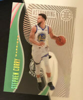 2019-20 Illusions #1 Stephen Curry Astounding Emerald  Green Acetate - MINT! 🔥