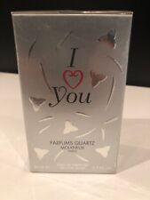 I LOVE YOU BY PARFUMS QUARTZ MOLYNEUX eau de parfum 50 ml.