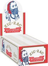 Zig-Zag® Kutcorners Slow Burning Papers 24 Booklet Carton