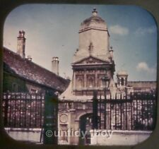 UK View Master 3D Reel 1020 Cambridge University. Lots More Stereo Images Listed