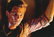 "Mike Vogel ""Poseidon"" Autogramm signed 20x30 cm Bild"