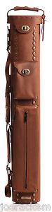New Instroke Buffalo 3x5 leather Cue Case - INSB35 - InStroke ISB35