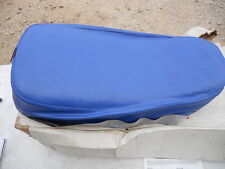 NOS Honda ATV Seat Cover And Foam Blue 250R XM315
