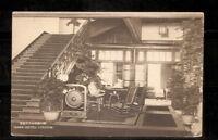 Nara Hotel, Nara, japan. Vintage Postcard