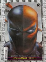Deathstroke (2016) DC - #45, David Finch Variant, Priest/Pasarin, NM