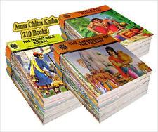 Amar Chitra Katha Books Set Collection - Brand New 210 Illustrated Comics Books