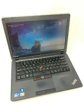 "Lenovo ThinkPad Edge E420 14"" i5-2450M 2.5/3.1GHz 8GB RAM 250GB SSD Win 10 Pro"